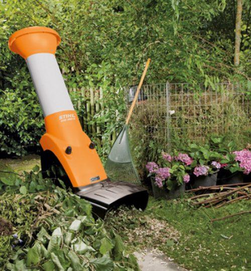 GH 370 Rozdrabniacz ogrodowy